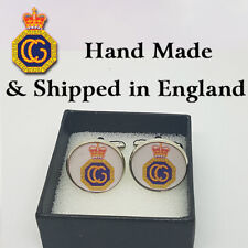 Made to Order HM Coastguard Cufflinks - A Great Gift