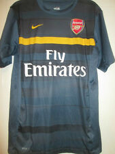 Arsenal Training T Football Shirt Size Small /35054