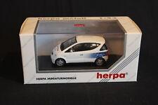 "Herpa Mercedes-Benz A-Class 1:43 White ""Service 24h"" (JS)"