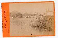 PHOTO CDV - SUISSE & SAVOIE E. LAMY 194 LUCERNE