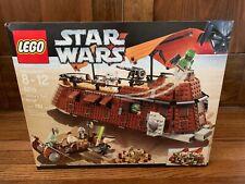 LEGO 6210 Star Wars Jabba's Sail Barge - New & Sealed