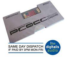 Audio Technica AT6101 PCOCC Cristal Perfecto OCC Cartucho Headshell conduce