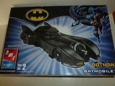 Sealed Batmobile Model Kit - Batman - Skill Level Two - AMT ERTL - DC Comics