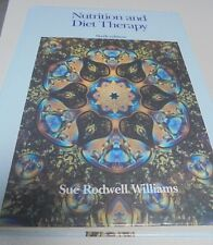 Nutrition and Diet Therapy Book by Sue Williams 6th edition Text Book