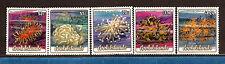 COOK ISLAND  1984 Richesse de la mer: Les actinies  E14