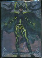 2018 Marvel Masterpieces Trading Card #21 Hela /1999