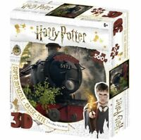 Harry Potter The Hogwarts Express Super 3d-look 500 Piece Jigsaw Puzzle (kc)