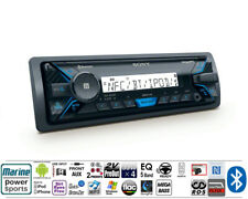 Sony Bluetooth Stereo No CD Player Marine Android USB AUX Iphone DSXM55BT