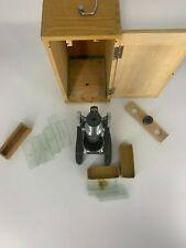 Vintage Bushnell Triple Tested Model 500 Microscope & Case