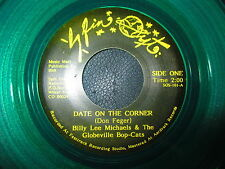 BILLY LEE MICHAELS DATE ON THE CORNER SPIN OUT SOS 101 ROCKABILLY