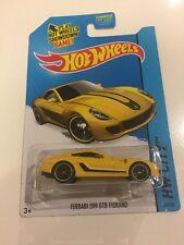 HOT WHEELS 2015 HW City Ferrari 599 GTB FIORANO (T01)