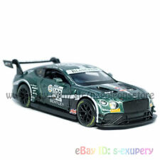 Bentley Continental GT3 #108 1/32 Model Car Diecast Vehicle Collection Kids Gift
