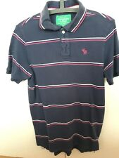 abercrombie and fitch Men's medium Polo Shirt Used