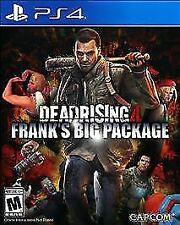 Dead Rising 4: Frank's Big Package (Sony PlayStation 4, 2017) PS4 Video Game New