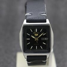 Authentic Seiko 5 Automatic Movement 7009-5640 Japan Made Men's Watch.