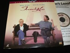 "FRENCH KISS ° MEG RYAN  AND KEVEN KLINE<> 12"" Laserdisc <>  FOX  VIDEO  8823-85"