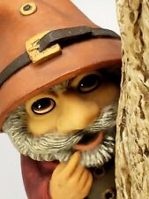 Gnomes Sleepy Hollow Figurine 1989 Bachwurks Holland Studio Peekaboo