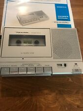 Realistic Minisette-14 Compact Cassette Tape Recorder Model 14-1024