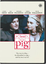 THE HOUR OF THE PIG DVD (1993) · WIDESCREEN & UNCUT · THE ADVOCATE