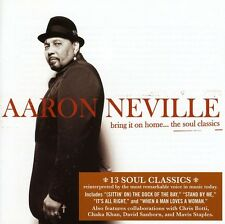 Aaron Neville - Bring It on Home-The Soul Classics [New CD] UK - Import