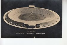 Real Photo Postcard The Yale Bowl New Haven CT Conn