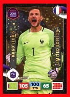 ROAD TO RUSSIA 2018 -Panini Adrenalyn- Card LIMITED EDITION - LLORIS - FRANCE