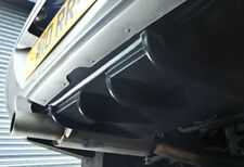 Subaru Impreza ABS Universal Centre Rear Splitter Diffuser 92-07. HT Autos UK.