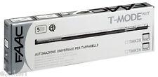 131002 T-MODE TMK56 KIT UNIVERSALE PER MOTORIZZAZIONE TAPPARELLA FINESTRA FAAC