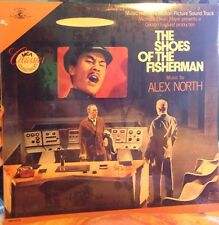 ALEX NORTH - The Shoes Of The Fisherman - Soundtrack LP