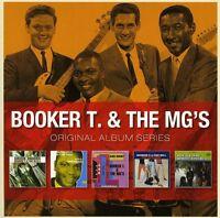 Original Album Series - 5 DISC SET - Booker T. & The Mg's (2012, CD NUEVO)