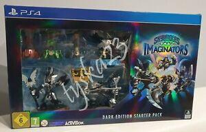 Skylanders Imaginators Dark Edition Starter Pack BRAND NEW PS4 PS5 Fast Post