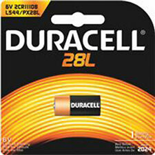 PX28L Duracell Lithium Photo Battery 1pk 041333128108