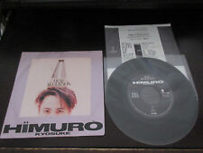 Kyosuke Himuro Japan Promo Vinyl 7 inch Single Cover of Bowie Suffragette BOOWY
