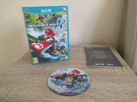 MARIO KART 8 | Nintendo Wii U | Fast & Free Delivery #502