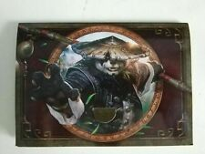World of Warcraft WoW 5 Post Card-Carte Postale MIST OF PANDARIA CONVENTION