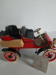 1/16 Die Cast, 1903 Ford Model A, Franklin Mint
