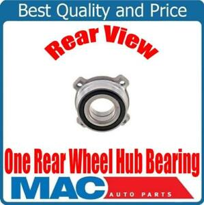 One 100% New Rear Axle Bearing Module Unit for 01-07 BMW 525i 97-2010 528i REAR