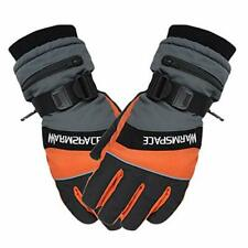 Per USB Rechargeable Electric Heated Gloves Warm Waterproof&Windproof Ski Warmer