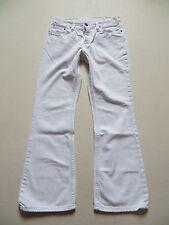 Levi's 529 Bootcut Jeans Hose, W 28 /L 30, Weiß ! Vintage White Denim, RAR ! 36