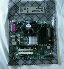 Intel D915PSY LGA775 Micro ATX Motherboard +CPU P4 HT 3GHz +RAM 1GB +I/O Sheild