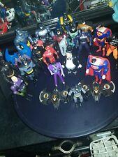 "18 DC Batman Superman Flash   3.75"" and Other Size Action Figure Lot"
