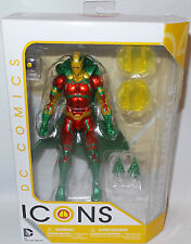 DC COMICS : MISTER MIRACLE BOXED ACTION FIGURE. ICONS SERIES (TK)