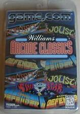 Williams Arcade Classics  Game for Tiger Game.com NEW FACTORY SEALED