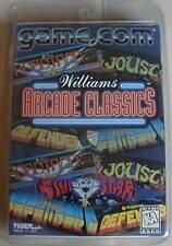 Williams Arcade Classics  Game for Tiger Game.com NEW FACTORY SEALED