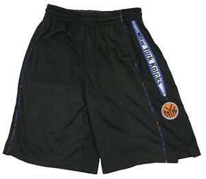 Zipway NBA Basketball Men's New York Knicks Elson Shorts - Black