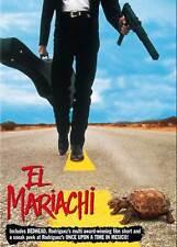 EL MARIACHI Movie POSTER 27x40 C Carlos Gallardo Consuelo Gomez Peter Marquardt