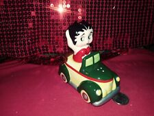 Vintage Betty Boop Car Salt And Pepper Set Gift Collectibles 1995 Shakers