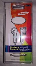 Samsung EP370 Earphones - White