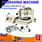 800w 5 AXIS CNC 3040T Router Engraver Metal Wood Milling Cutting Machine USB US