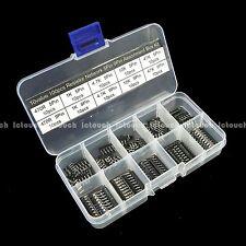 10value 100pcs Resistor Network 5Pin 9Pin Assortment Box Kit